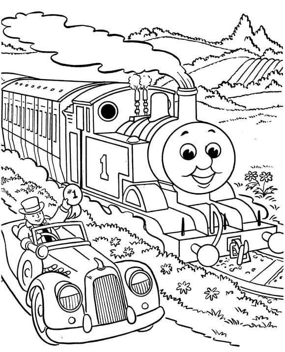 thema verkeer dag 1 de trein kleuterschool en